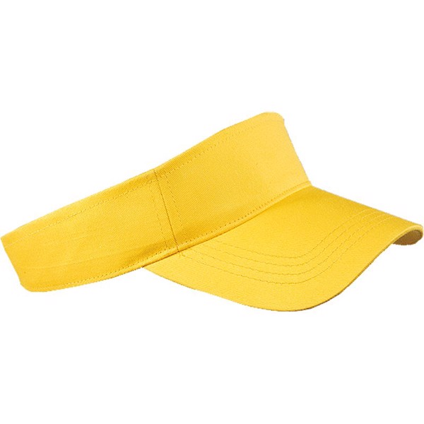 Daszek przeciwsłoneczny Aveiro - Żółty
