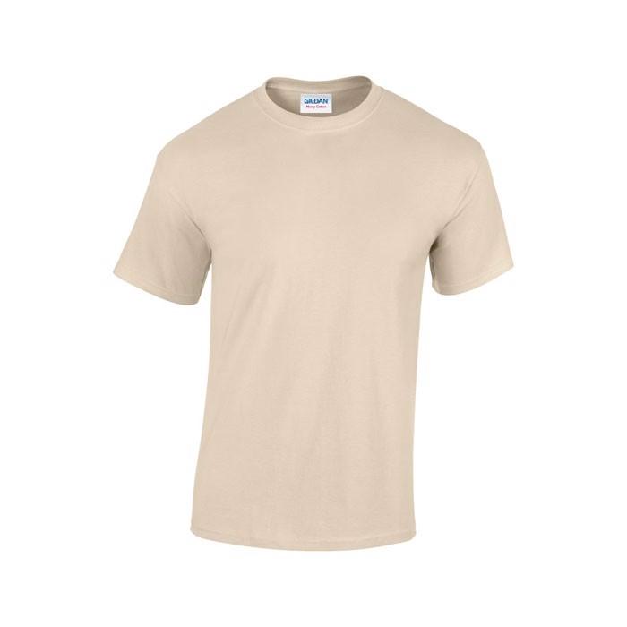 Tlusté tričko 185 g/m² Heavy T-Shirt 5000 - Sand / XL
