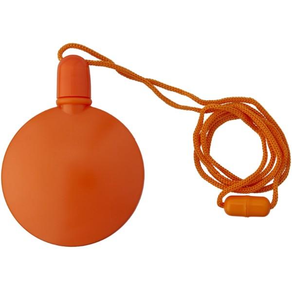 Blubbler runder Seifenblasenspender - Orange