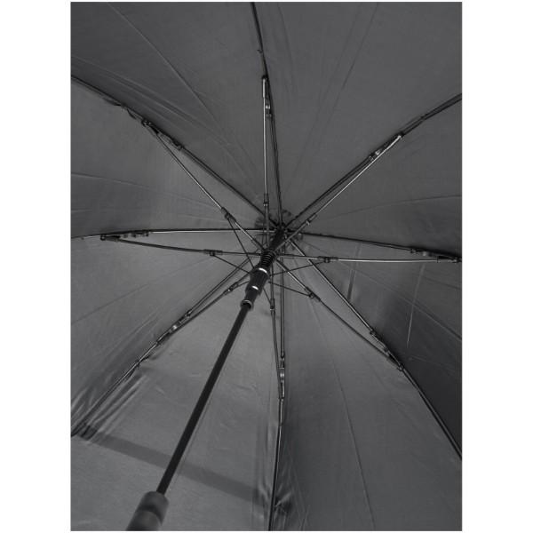 """23"""" větruodolný deštník Bella s automatickým otevíráním - Černá"""