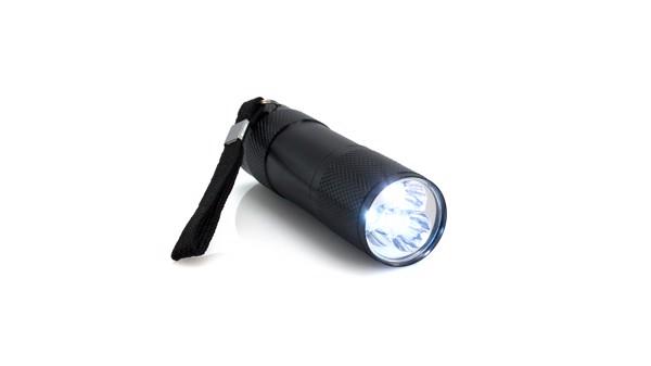 Linterna Virago - Plateado