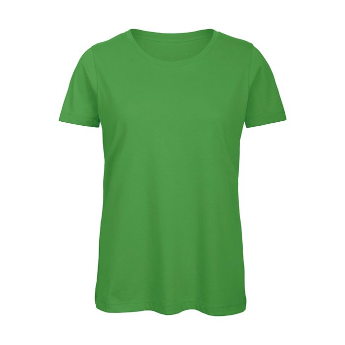 Ladies T-Shirt 140 g/m2 T-Shirt Women - Real Green / XXL