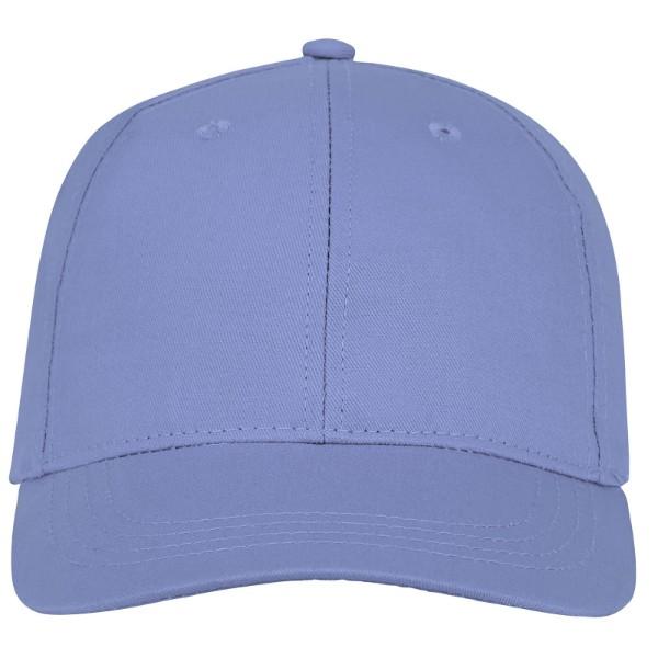 Ares 6panelová čepice - Světle modrá