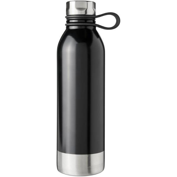 Sportovní láhev Podium 740 ml z nerezové oceli - Černá