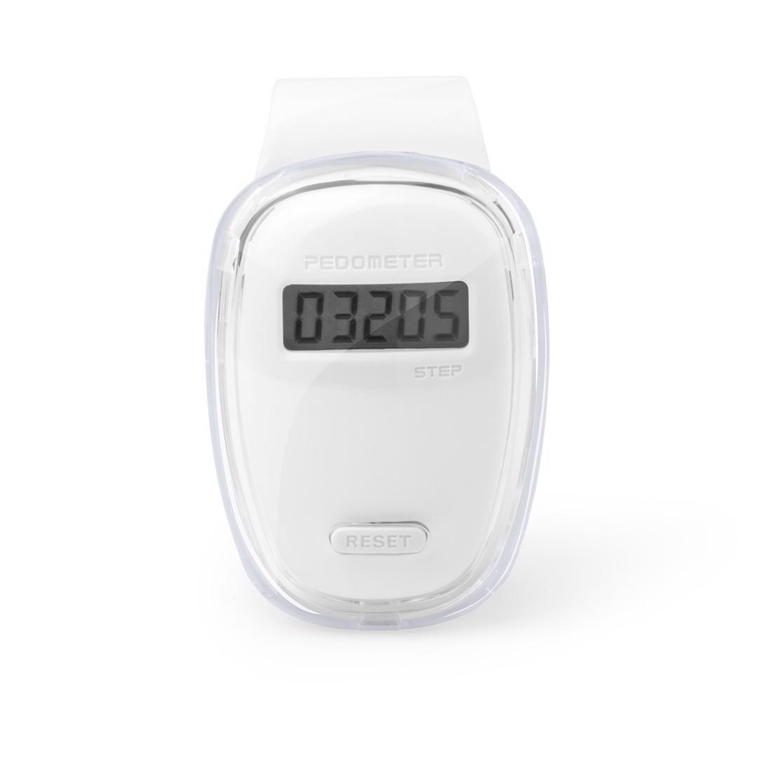 Podómetro Ferrium - Blanco
