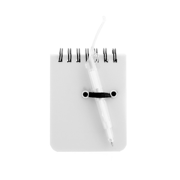 Mini Notebook Duxo - White