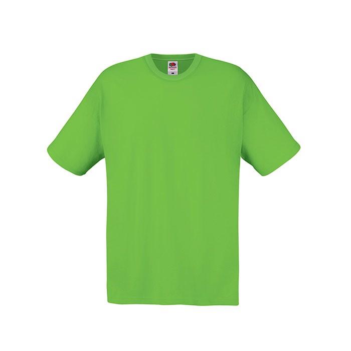 T-shirt Unisex 145 g/m² Original Full Cut 61-082-0 - Lime Green / XXL
