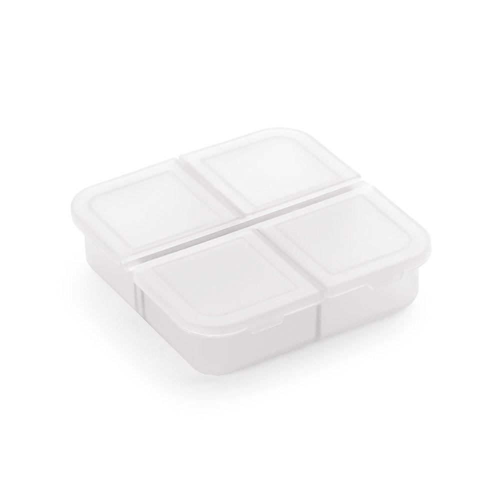 ROBERTS. Krabička na tabletky - Bílá