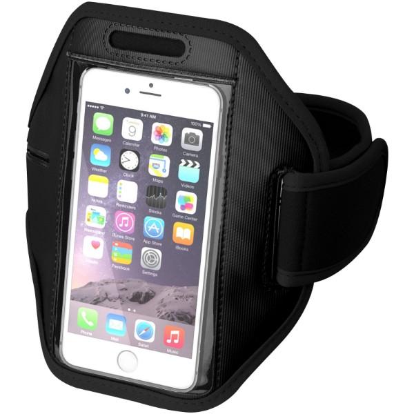 Gofax Smartphone Touchscreen Armband - Schwarz