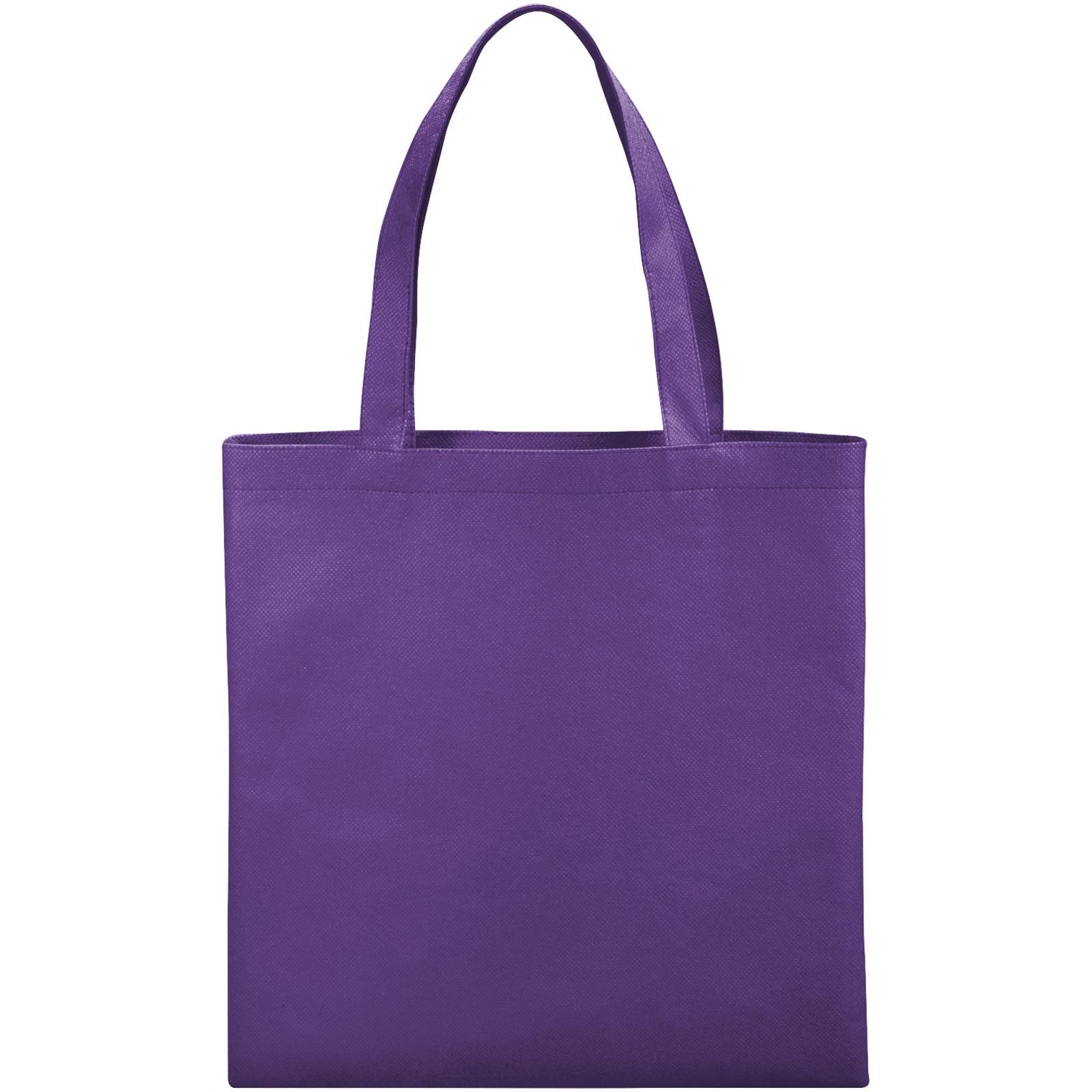 Zeus small non-woven convention tote bag - Lavender