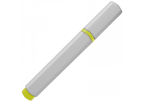 Highlighter 135mm - White / Yellow
