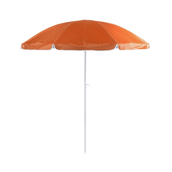 Parasol Sandok - Orange/Bleu