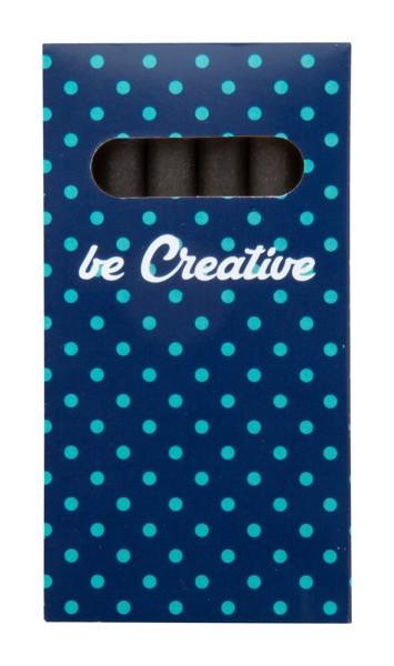 Custom 6 Pc Crayon Set Craxon 6 - Multicolour