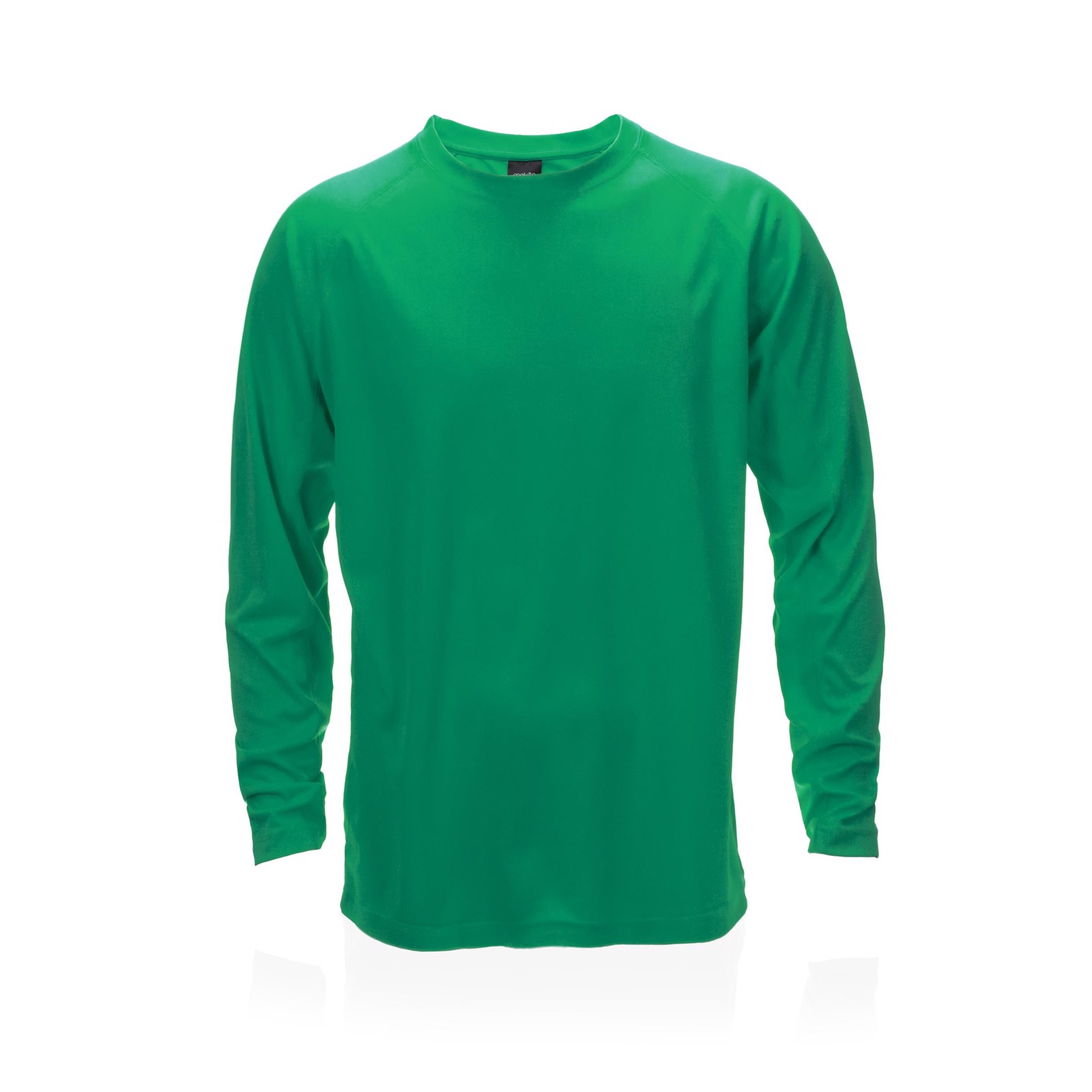 Camiseta Adulto Tecnik Maik - Verde / M