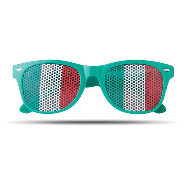 Sunglasses country Flag Fun - Green