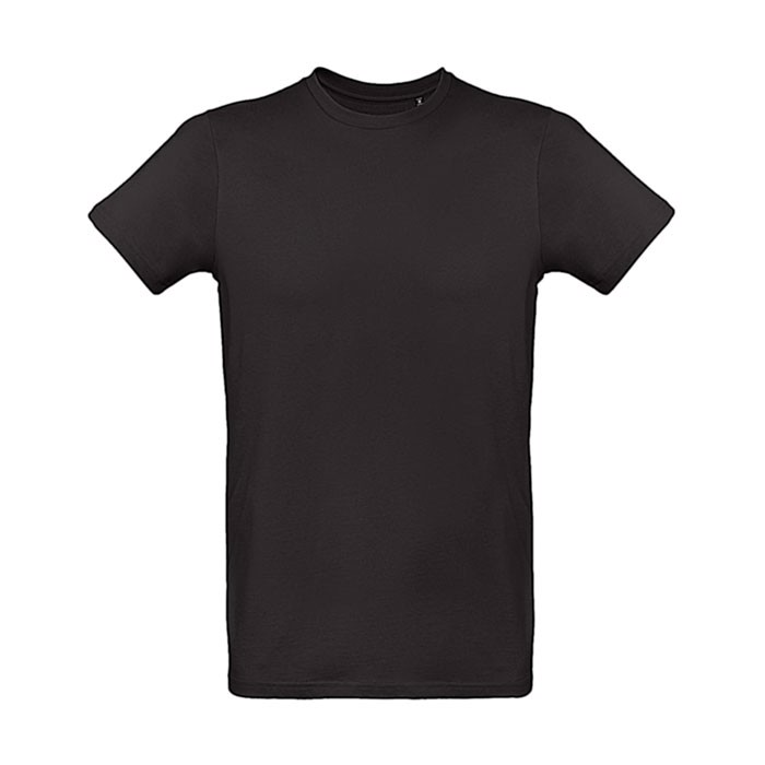 T-shirt male 175 g/m² Inspire Plus T /Men T-Shirt - Black / XL