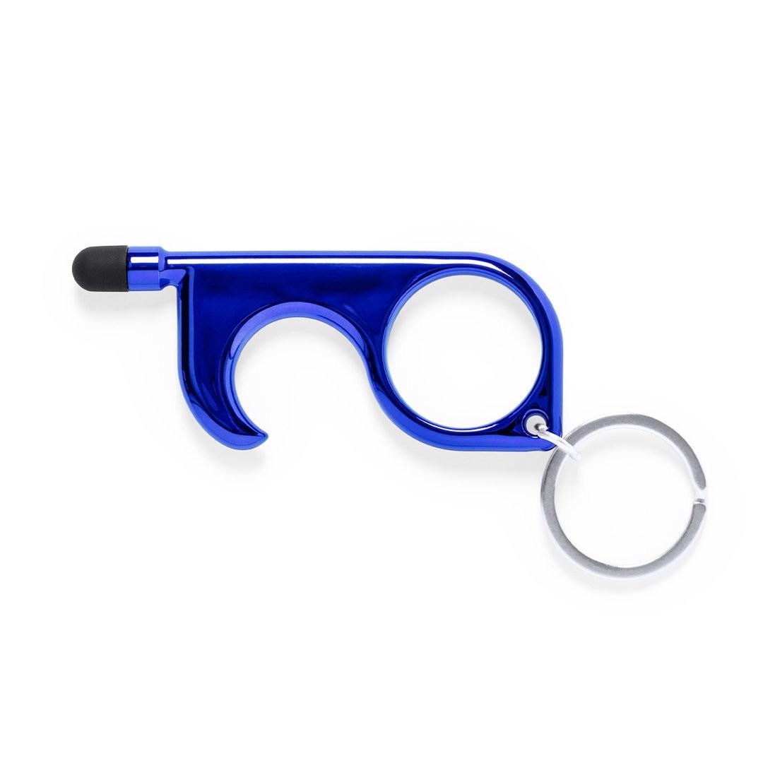 Llavero Anticontact Cimak - Azul