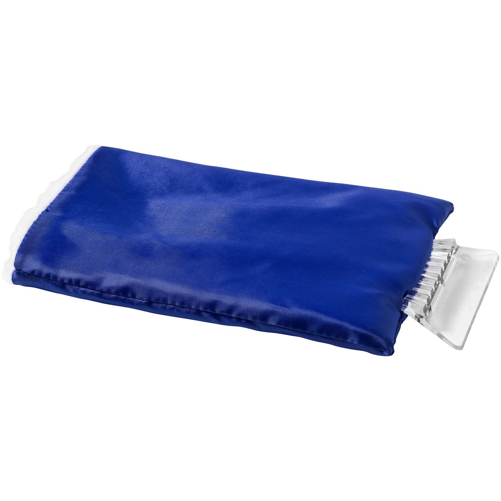Škrabka na led Colt s rukavicí - Modrá