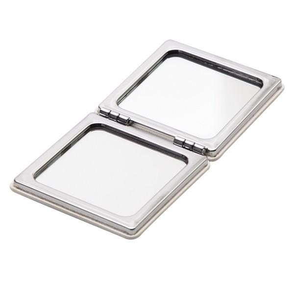 Boxy mirror - White