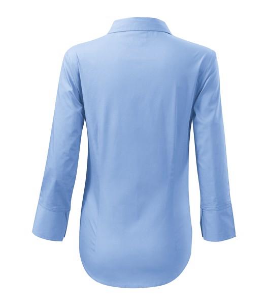 Košile dámská Malfini Style - Nebesky Modrá / L
