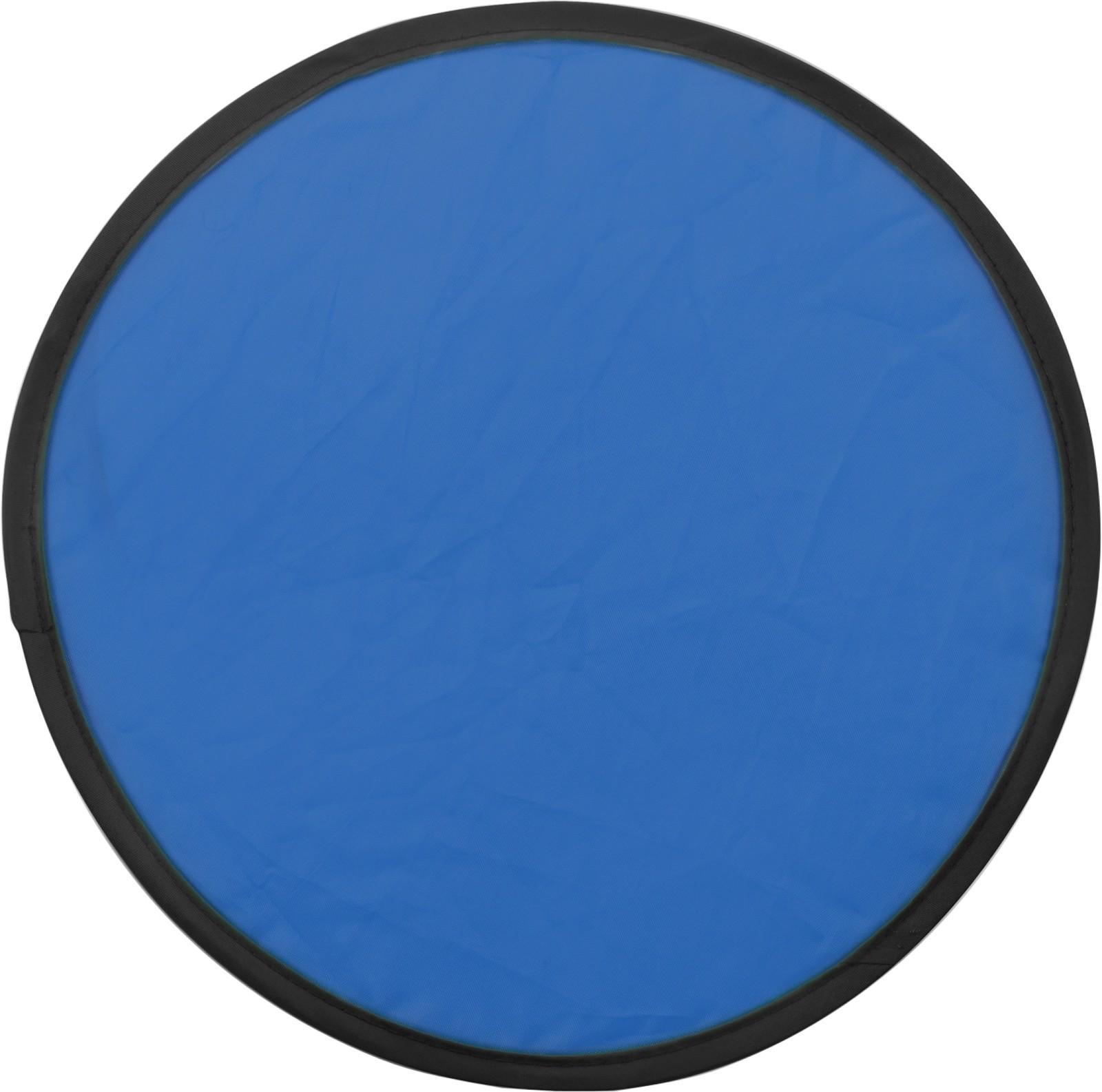 Nylon (170T) Frisbee - Cobalt Blue