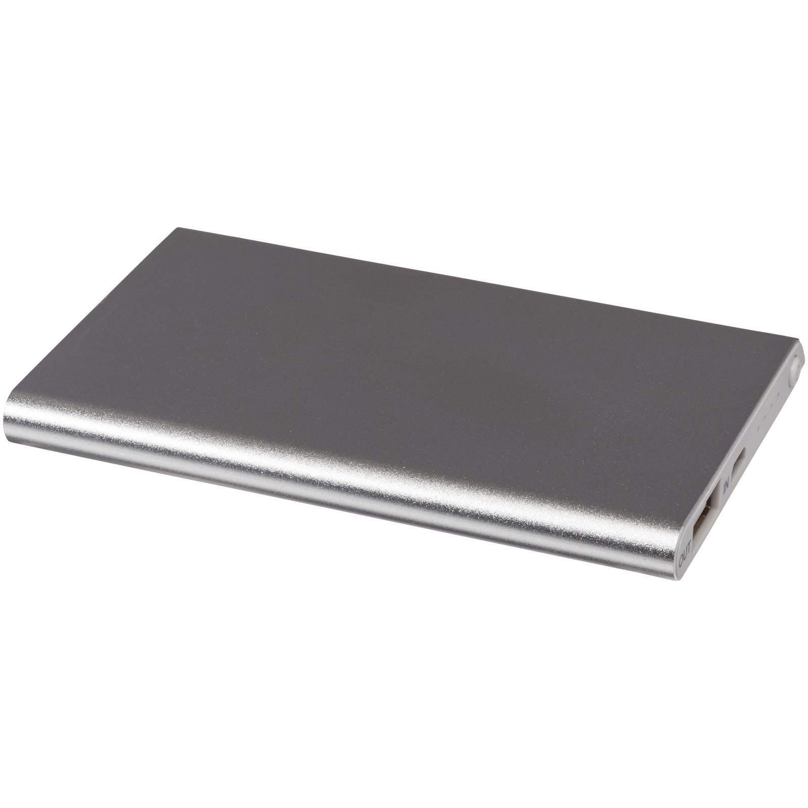 Pep 4000 mAh power bank - Silver