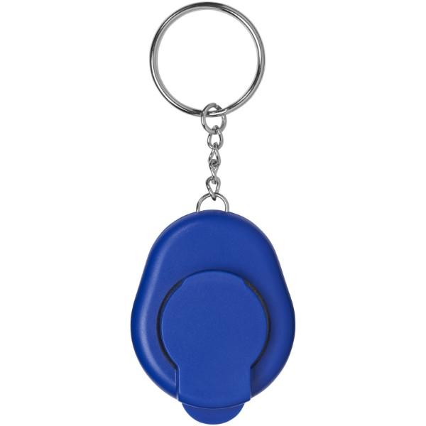 Klíčenkový otvírák na lahve Cappi - Světle modrá