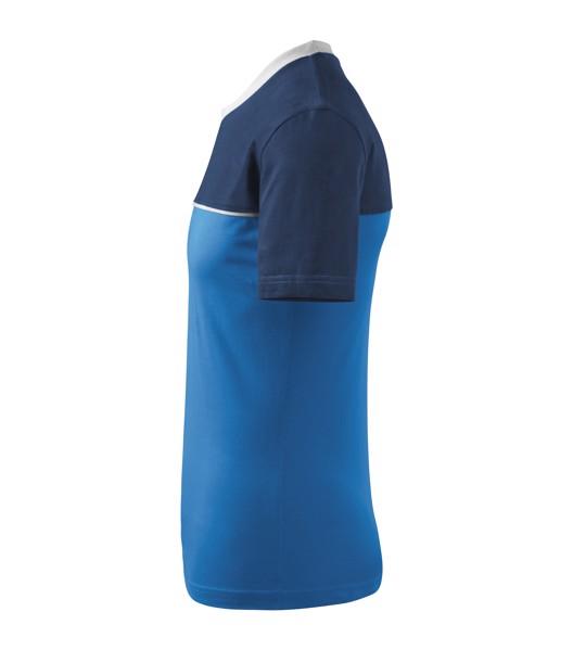 Tričko unisex Malfini Colormix - Azurově Modrá / 3XL