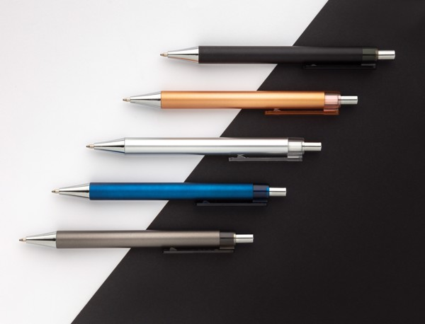 X8 metallic pen - Silver