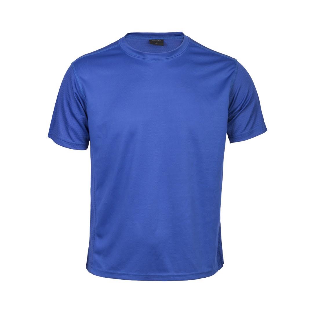 T-Shirt Adulto Tecnic Rox - Azul / M