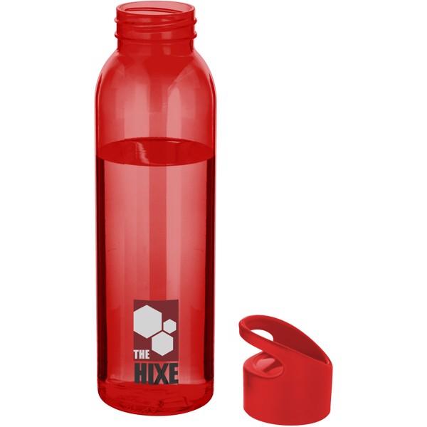 """Botella de Tritan™ de 650 ml """"Sky"""" - Rojo"""