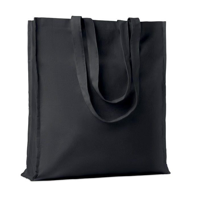 Bawełniana torba na zakupy Portobello - czarny