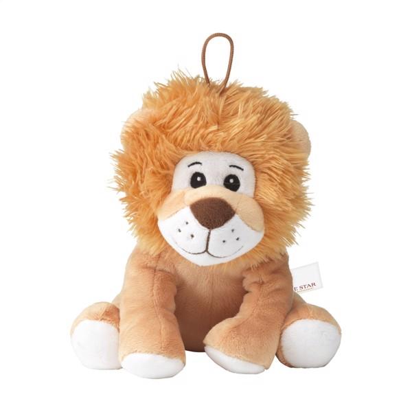 Louis plush lion cuddle toy