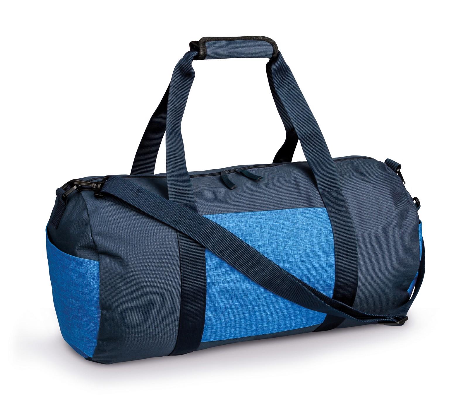 NILS. Sportovní taška do tělocvičny - Modrá