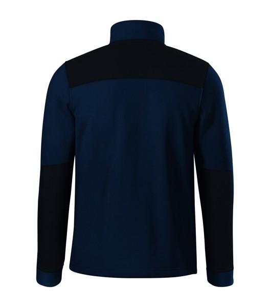 Fleece unisex Rimeck Effect - Námořní Modrá / 3XL