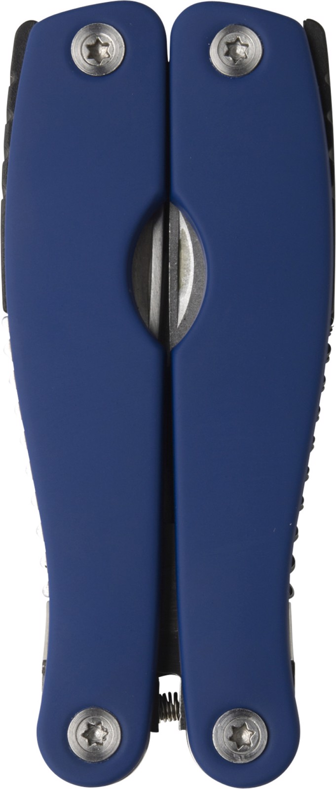 Stainless steel 10-in-1 tool - Blue