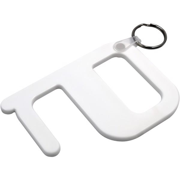 Hygienický klíč plus - Bílá