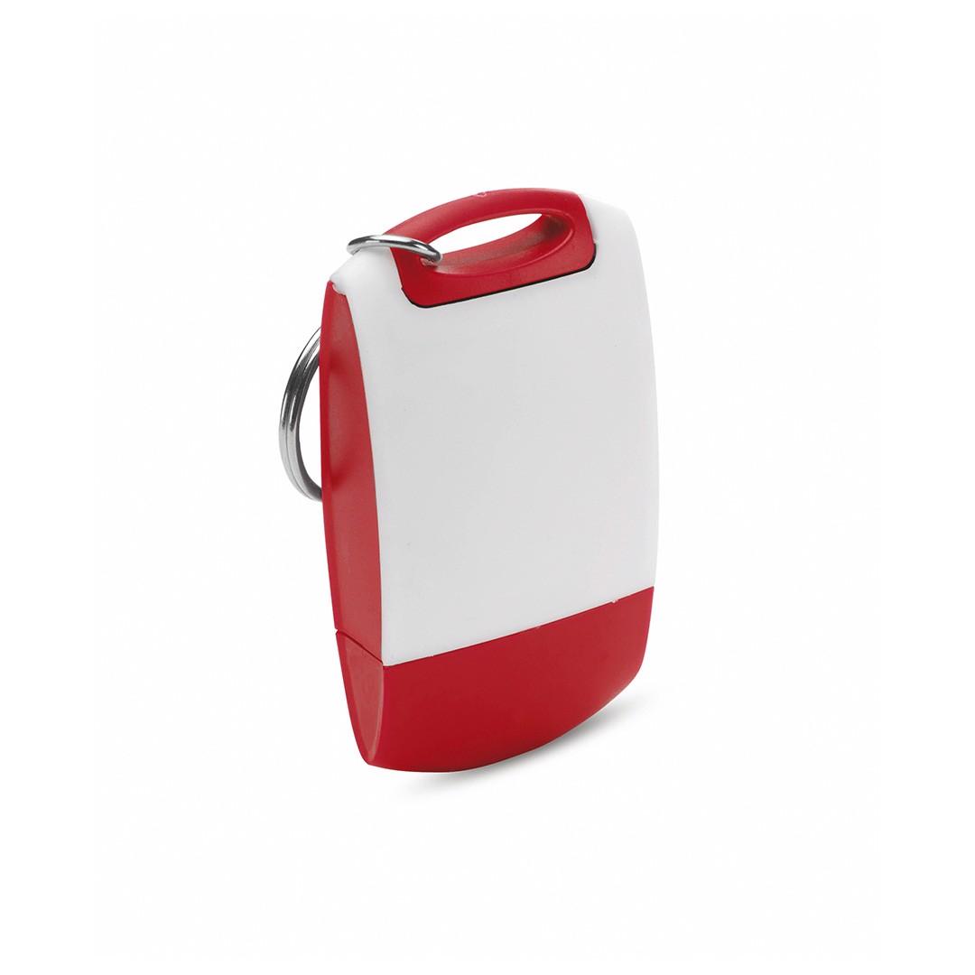 Limpa Ecrã Kiur - Branco / Vermelho