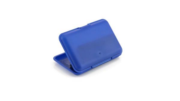 Tarjetero Terun - Azul