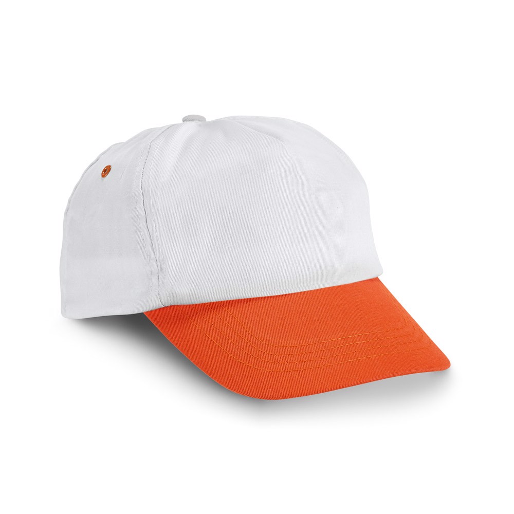 STEFANO. Καπέλο - Πορτοκάλι
