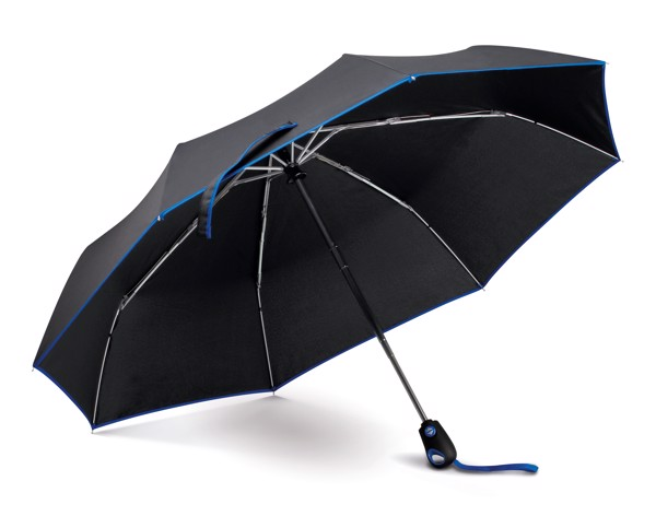 DRIZZLE. Umbrella with automatic opening and closing - Royal Blue