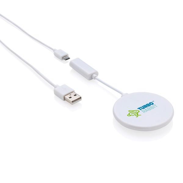 Stick 'n Watch 5W-os vezeték nélküli töltő