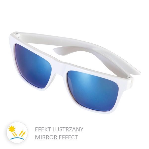 Okulary przeciwsłoneczne Beachbuddies - Biały