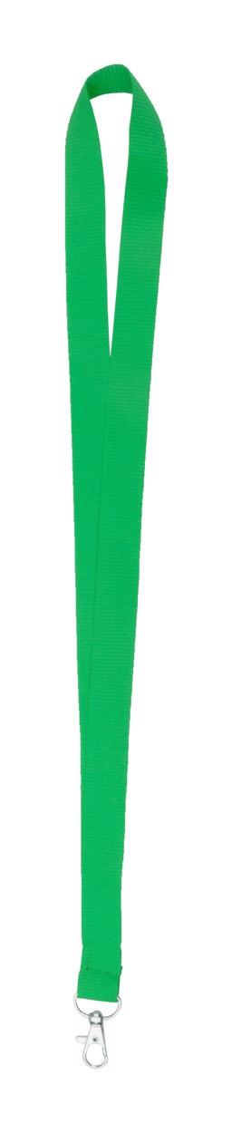 Lanyard Neck - Zelená