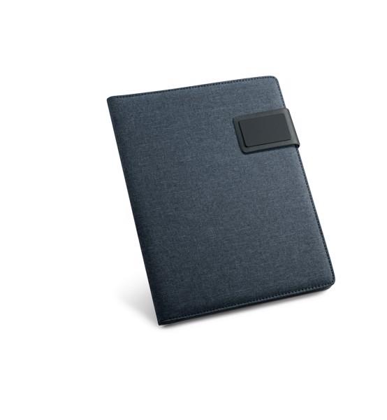 PYNCHON. A5 folder - Blue
