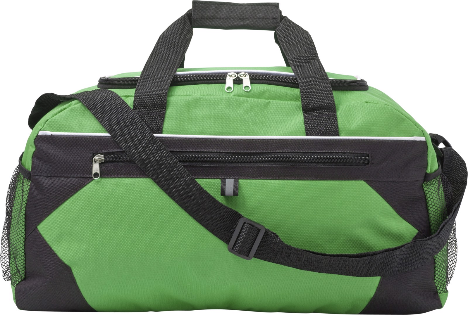 Polyester (600D) sports bag - Green
