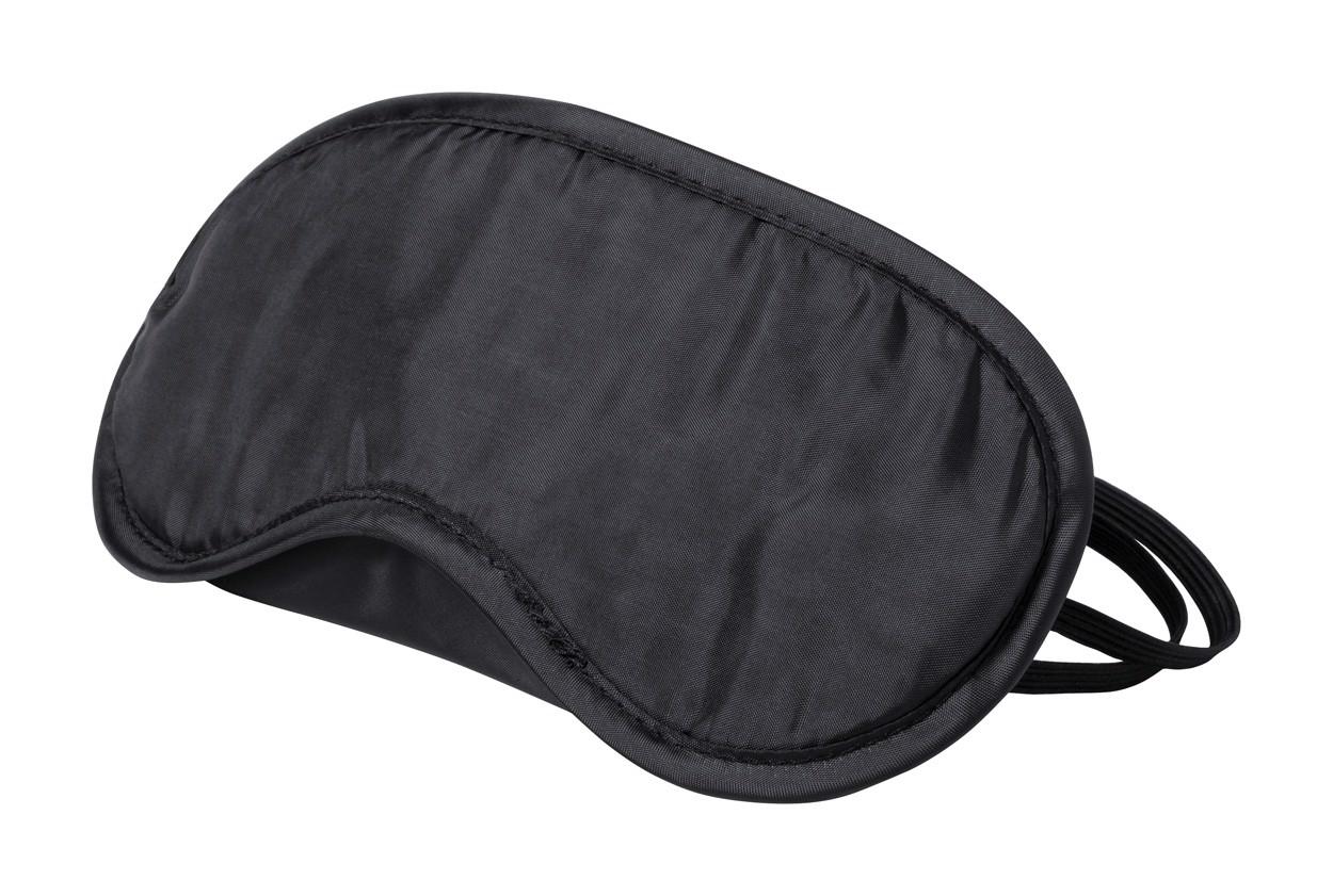 Travel Eye Mask Asleep - Black