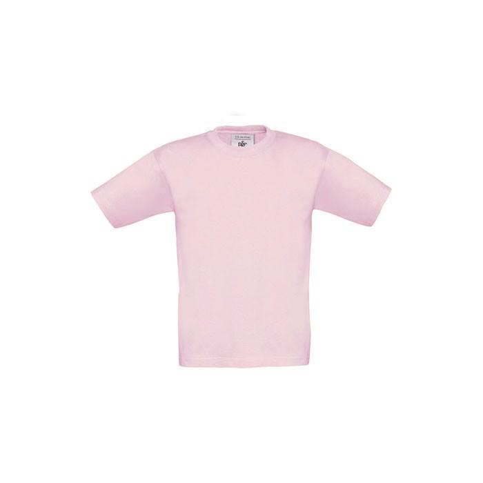 Kids T-Shirt 185 g/m² Exact 190 Kids Tk301 - Pink / XL