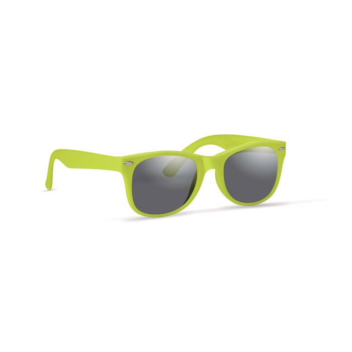 Okulary przeciwsłoneczne dla d Babesun - limonka