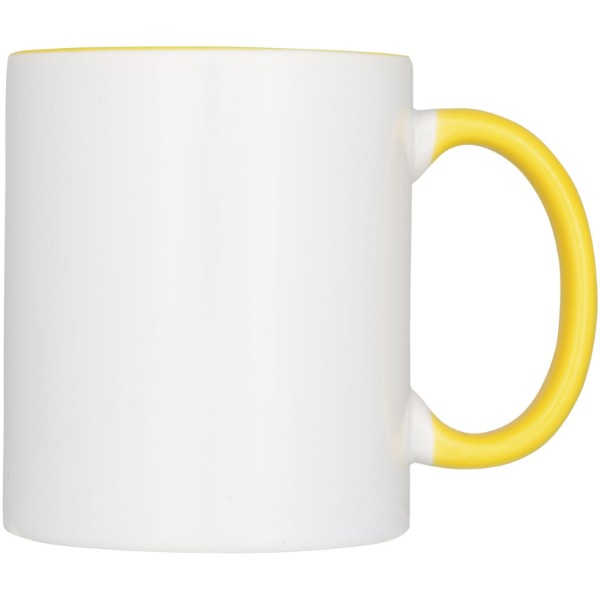 Pix 330 ml Colour-Pop Sublimations-Tasse - gelb